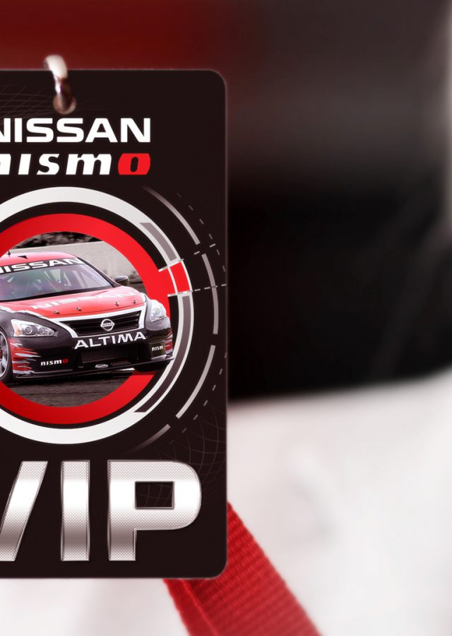 Nissan Motorsport VIP Members AR App