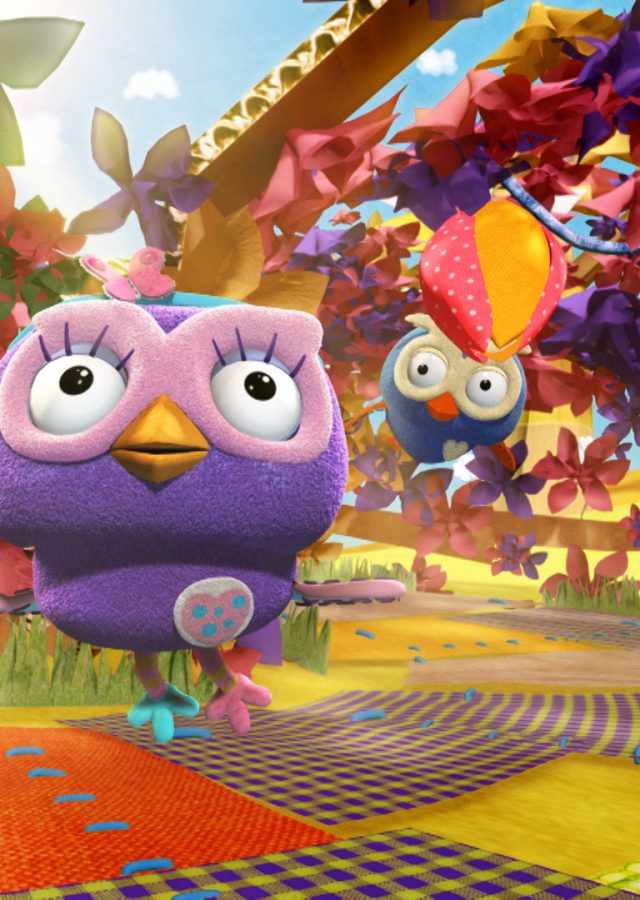 GIGGLE AND HOOT -  IT'S A LOVELY DAY
